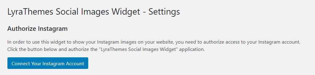 An explainer of how the Social Images Widget plugin works.